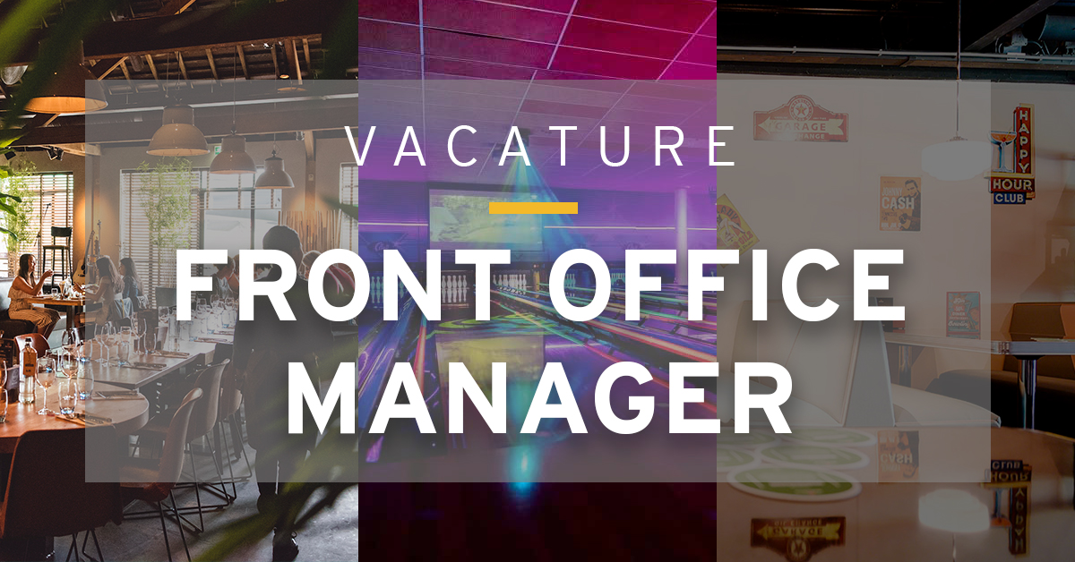 Front Office Manager - Claus Hoofddorp