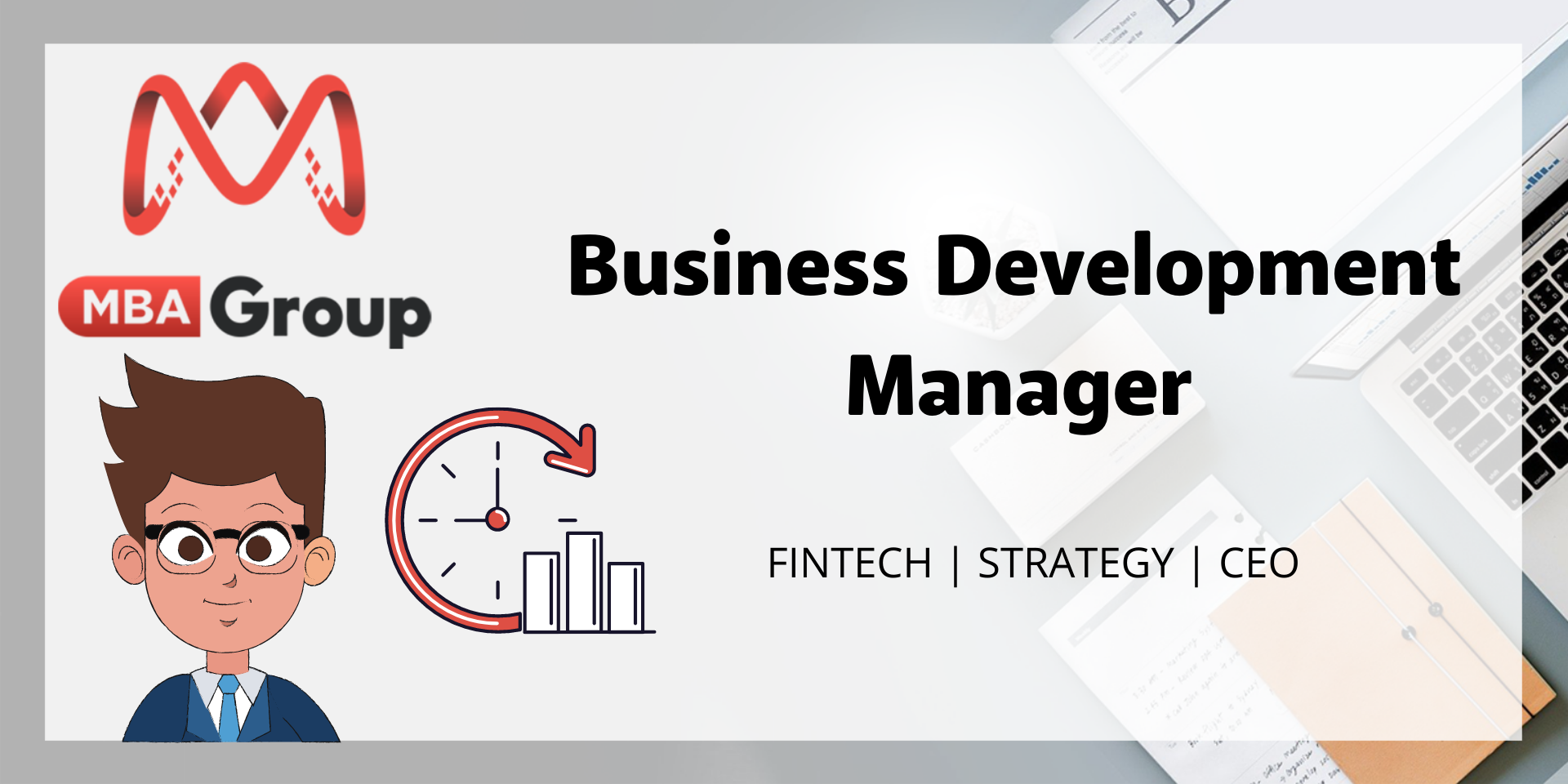 Business Development Manager W M D Mba Group